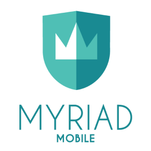 Image of Myriad Mobile logo