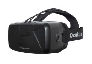 Image of oculus VR glasses