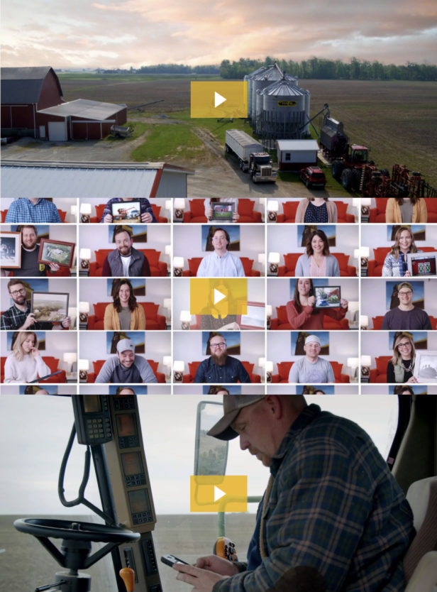 Bushel video thumbnails